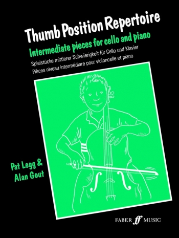 Thumb Position Repertoire: Cello (Faber)