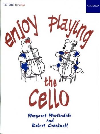 Enjoy Playing The Cello: Violoncello: Tutor (cracknell) (Oxford)