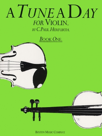 Tune A Day Violin: Book 1