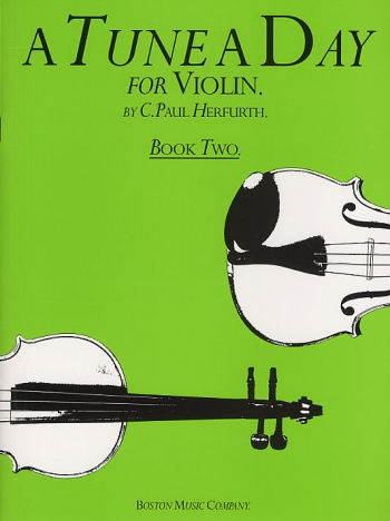 Tune A Day Violin: Book 2