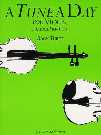 Tune A Day Violin: Book 3