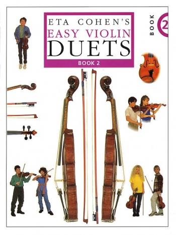 Easy Violin Duets: 2: Violin