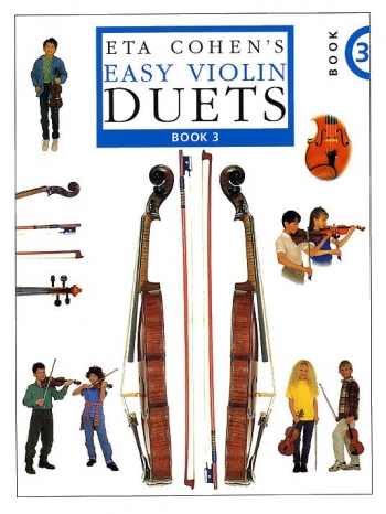 Easy Violin Duets: Book 3 Violin