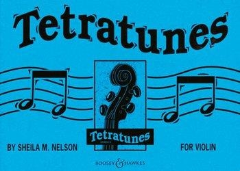 Tetratunes: Violin: Tutor