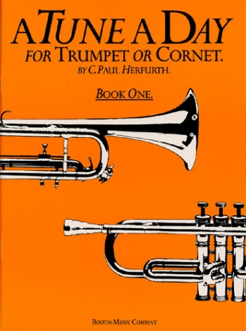 Tune A Day Trumpet Or Cornet: Book 1
