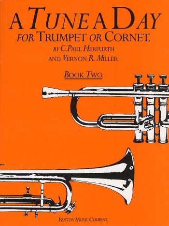 Tune A Day Trumpet Or Cornet: Book 2