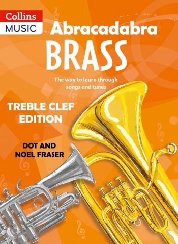 Abracadabra Brass Treble Clef: Pupils Part (fraser) (A & C Black)