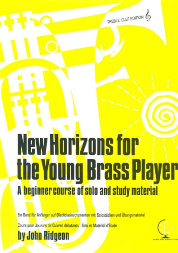 New Horizons For The Young Brass Player: Brass Treble Clef