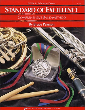 Standard Of Excellence: Comprehensive Band Method Book 1 Trumpet