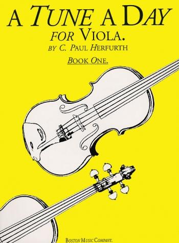 Tune A Day Viola: 1: Tutor