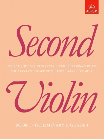 Second Violin: Book 1 Violin & Piano