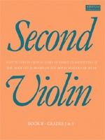 Second Violin: Book 2: Violin & Piano
