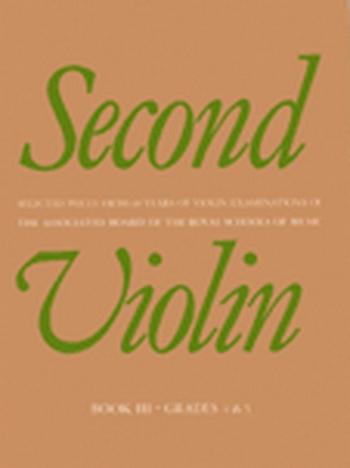 Second Violin: Book 3: Violin & Piano