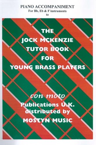The Jock McKenzie Tutor Book 1 Piano Accompaniment Bb/Eb/F