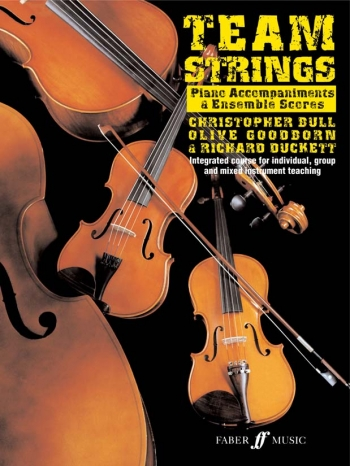 Team Strings: Piano Accomp and Ensemble Scores