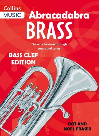 Abracadabra Brass Bass Clef: Pupils Part (A & C Black)