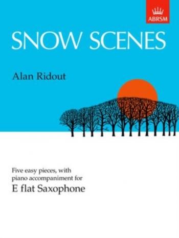 Snow Scenes: Alto Saxophone