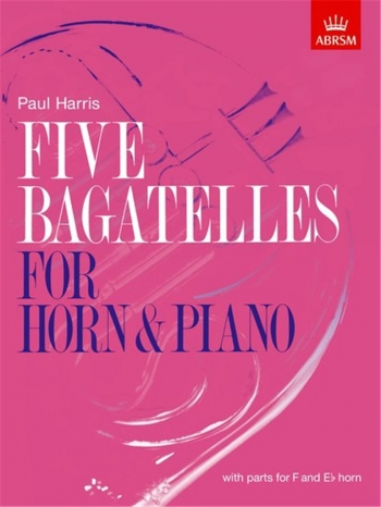 5 Bagatelles: French Or Tenor Horn (Paul Harris)
