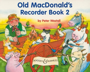 Old Macdonalds Recorder Book 2: Descant Recorder