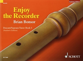 Enjoy The Recorder: Book 1: Descant Recorder