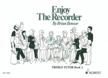Enjoy The Recorder: Book 2: Treble Recorder