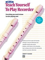 Teach Yourself To Play Recorder: Descant Recorder