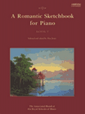 Romantic Sketchbook: Book 5: Piano (ABRSM)