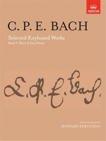 Selected Keyboard Works: Book 1: Piano (ABRSM)