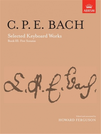 Selected Keyboard Works: Book 3: Piano (ABRSM)