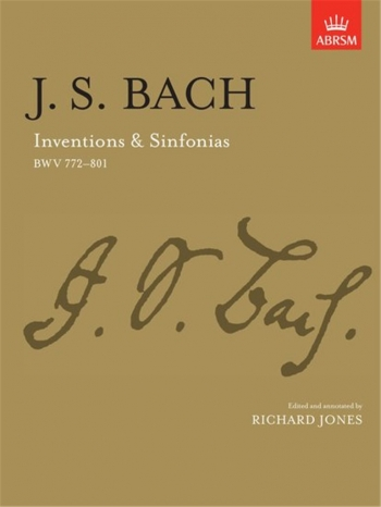 Inventions & Sinfonias: Piano (ABRSM)