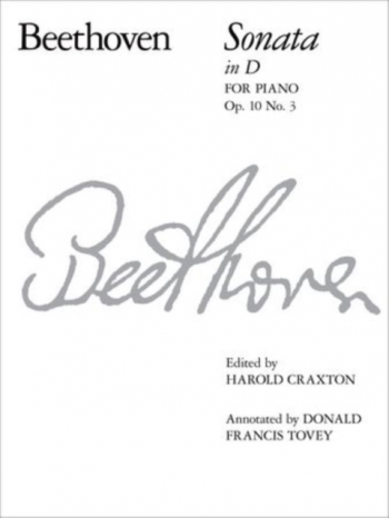 Piano Sonata D Major Op.10/3 Piano (ABRSM)