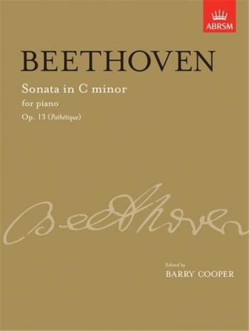 Piano Sonata C Minor Op.13 (Pathetique): Piano (ABRSM)