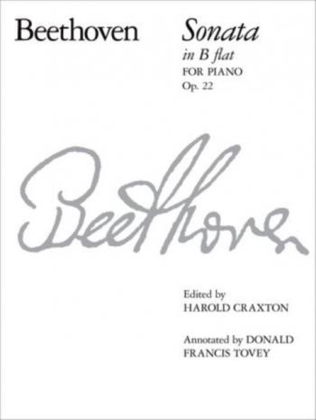 Piano Sonata Bb Major Op.22/11: Piano (ABRSM)