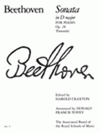 Piano Sonata D Op.28 (Pastorale): Piano (ABRSM)