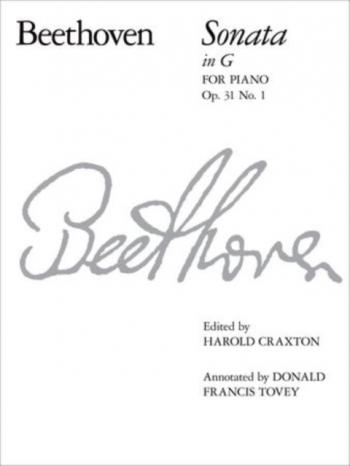 Piano Sonata G Major Op.31/1: Piano (ABRSM)