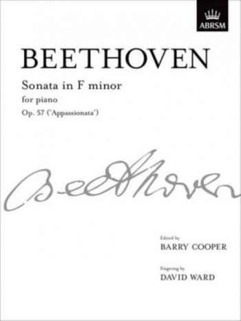 Piano Sonata F Minor Op.57 (Appassionata): Piano (ABRSM)