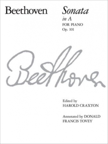 Piano Sonata A Major Op.101/28: Piano (ABRSM)