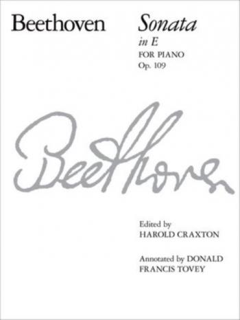 Piano Sonata E Op.109/30: Piano (ABRSM)