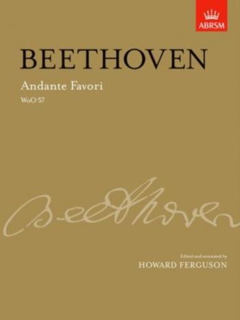 Andante Favori: Piano (ABRSM)