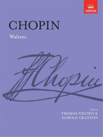 Waltzes: Piano (ABRSM)