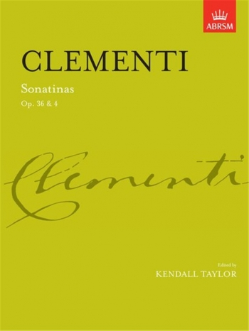 Sonatinas Complete Op. 36 & Op. 4 Piano (ABRSM)
