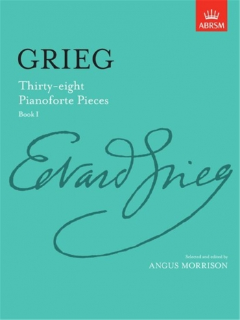 38 Pianoforte Pieces: Book 1 (ABRSM)