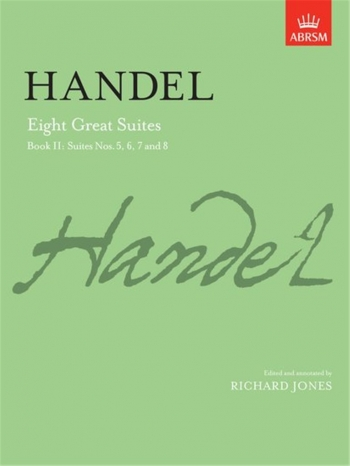 8 Great Suites: Book 2: Piano  (ABRSM)