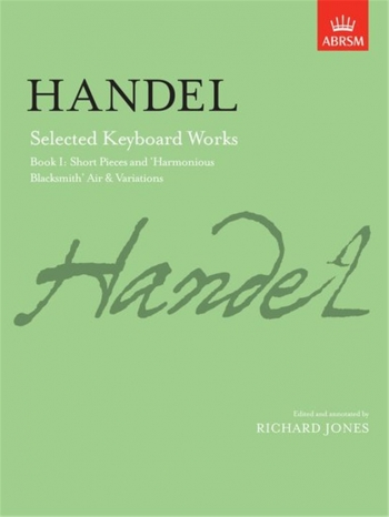 Selected Keyboard Works: Book 1 (ABRSM)