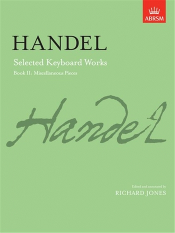 Selected Keyboard Works: Book 2 (ABRSM)