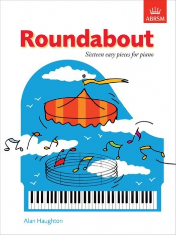 Roundabout 16 Easy Pieces For Piano (ABRSM)