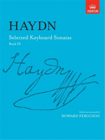 Selected Keyboard Sonatas: Book 3 (ABRSM)