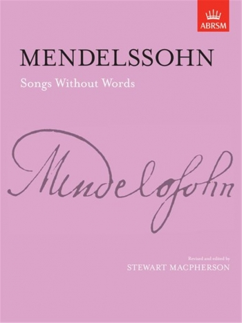 Songs Without Words: Piano (ABRSM)
