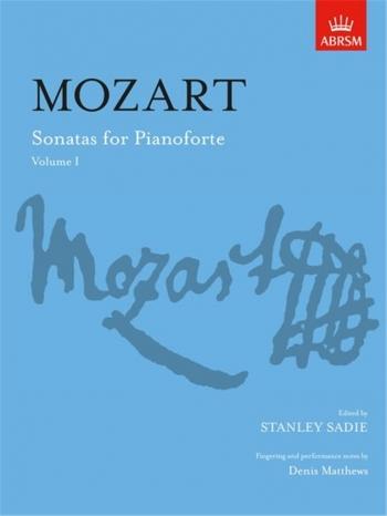 Sonatas For Piano: Vol.1  (ABRSM)