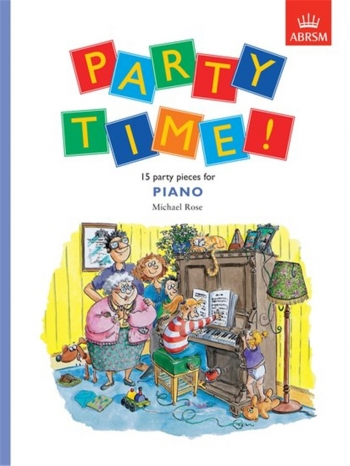 Party Time! Piano (ABRSM)